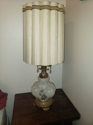 Vintage lamp for Sale in Vancouver, WA