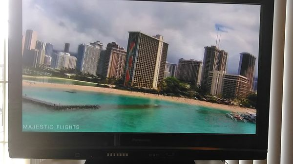 "TV Great Panasonic, 40"" Viera Plasma"