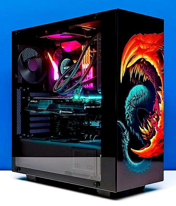 Custom Gaming Pc for Anything