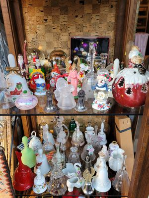Huge Glass Bell Collection for Sale in Tacoma, WA