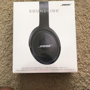 New Sealed—SoundLink® around-ear wireless headphones II for Sale in Beaverton, OR