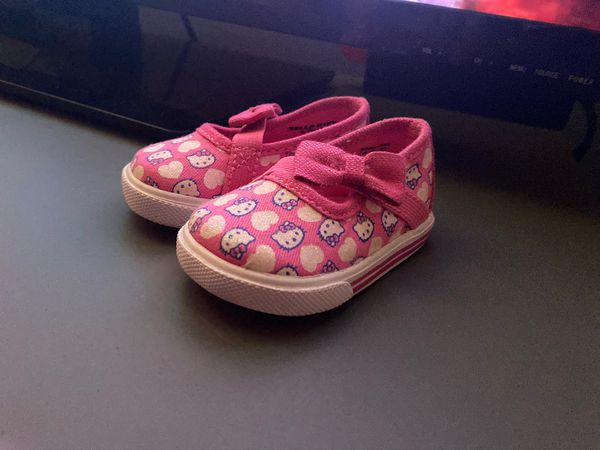 Hello Kitty x KEDS baby girl shoes / sandals