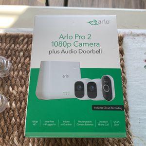 Arlo Pro 2 Plus Audio Doorbell for Sale in San Diego, CA