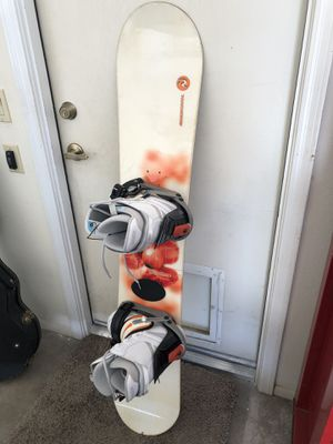 Women's snowboard and boots for Sale in Phoenix, AZ