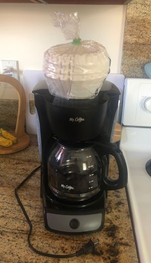 Mr. Coffee (Coffee Maker) for Sale in Honolulu, HI