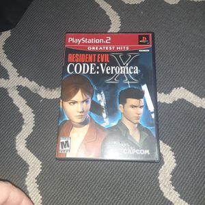 Resident Evil Code Veronica for Sale in San Diego, CA