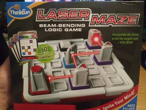 Mindfun Laser Maze board game/puzzle for Sale in Montebello, CA
