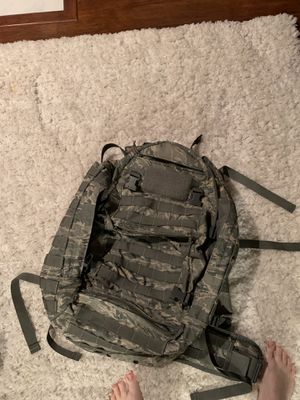 Large tactical backpack for Sale in Tacoma, WA