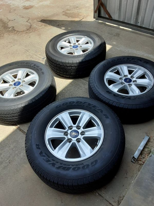 Ford f-150 tires
