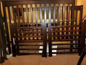 3in one crib with changing table for Sale in Enfield, CT