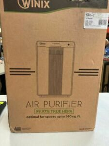 New Winix 5300 2 Air Purifier with True HEPA Plasma Wave Technology and Odor Reducing Carbon Filter for Sale in Houston, TX