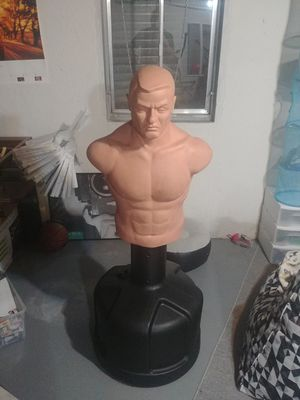 BOB BOXING WORKOUT PUNCHING BAG for Sale in Mokena, IL