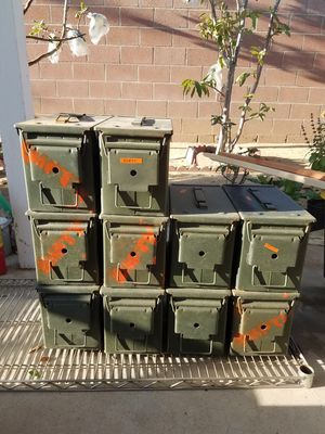 Ammo Can for Sale in Anaheim, CA
