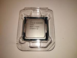 Intel Celeron G3900 bare CPU for Sale in Frisco, TX