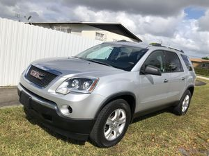2011 GMC Acadia for Sale in Hialeah, FL