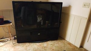 Jvc 60 inch TV you haul for Sale in Verona, PA