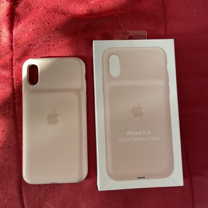 Apple iPhone X/XS Smart Battery Case for Sale in Coraopolis, PA