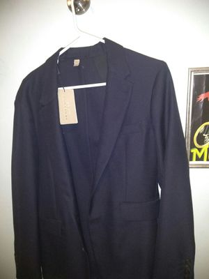 Burberry sport coat.size 40 says size 50,European size. for Sale in Tukwila, WA