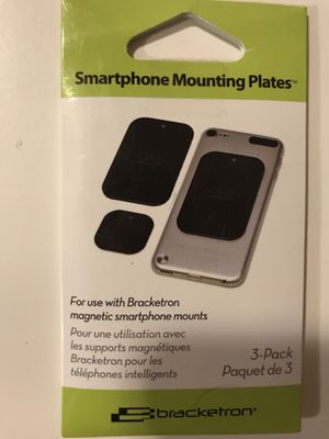 Magnetic Mount Plate For Smartphones for Sale in Paducah, KY