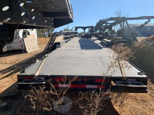 2012 Kaufman flatbed trailer for Sale in Victorville, CA