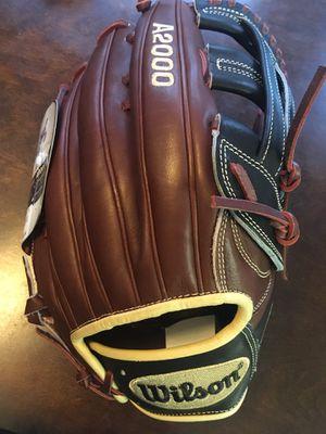 Wilson a2000 new 12.75 baseball glove softball $225 obo for Sale in Chino, CA