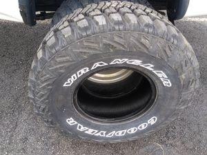 33 12x50 15. One tire new una llanta nueva Goodyear all terrain for Sale in Manassas, VA