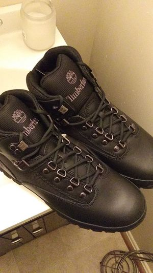 Black Timberland Brand New Size 8 for Sale in Oxon Hill, MD