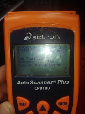 Actron auto scanner plus (check engine light reader) for Sale in Portland, OR
