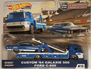 HOT WHEELS TEAM TRANSPORT - CUSTOM '64 GALAXIE 500 for Sale in San Diego, CA