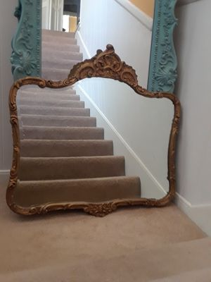 Vintage gold mirrors available at Fourth St Antiques Temecula for Sale in Riverside, CA