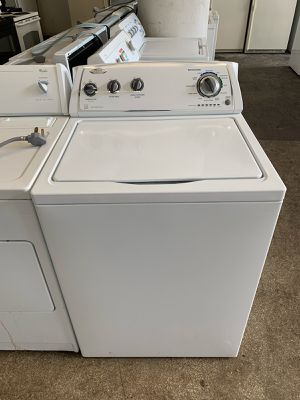 📢📢Whirlpool Washer Large Capacity Works Perfect #1456📢📢 for Sale in Glen Burnie, MD