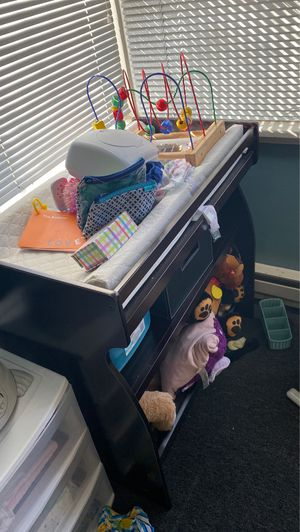 Changing table for Sale in Tacoma, WA