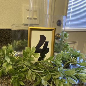 Wedding centerpieces (set Of 6) for Sale in Tampa, FL