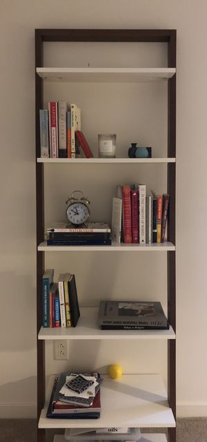 West Elm Leaning Ladder Shelf for Sale in Cleveland, OH