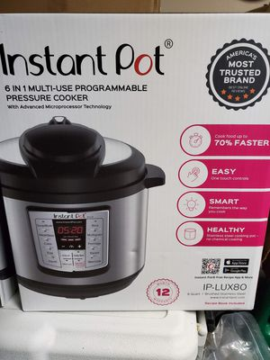 8Qt Instant Pot Duo - New, unused for Sale in Bellevue, WA