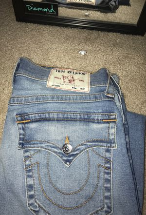 True religion pants, relaxed slim straight 31x31 for Sale in Fresno, CA