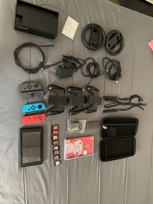 NINTENDO SWITCH for Sale in Fairfax, VA