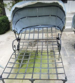 2 antique pool lounge chairs retail $3000 for Sale in Nashville, TN