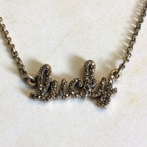 Lucky Brand necklace for Sale in Smithtown, NY
