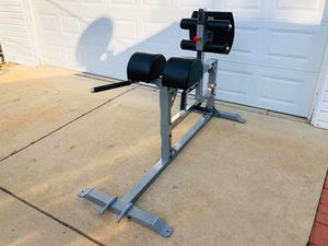GHD - Glute Training - Hamstrings - Back Extensions - Body Solid - Work Out - Gym Equipment for Sale in Downers Grove, IL