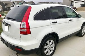 White 2007 Honda CRV EX AWDWheels Good for Sale in Cincinnati, OH