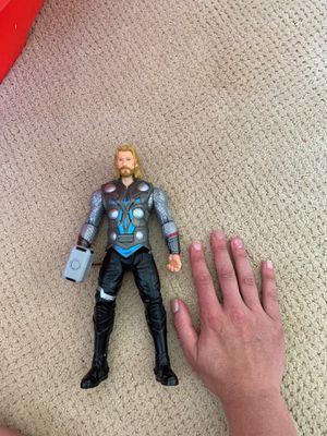 Thor Talking Action Figure for Sale in Oregon City, OR
