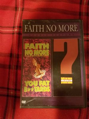 Faith No More (Double Feature) for Sale in Providence, RI