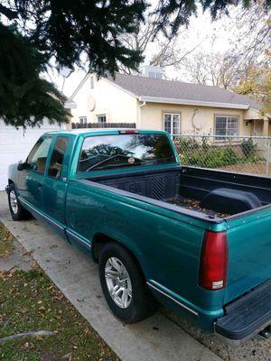 Chevy Silverado for Sale in Sacramento, CA
