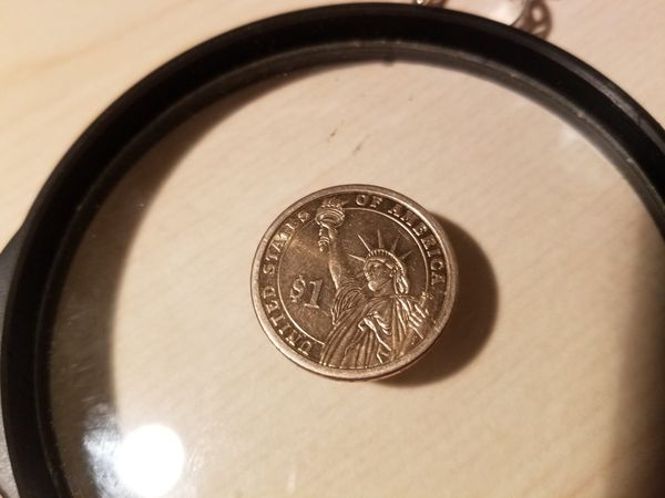 One dollar gold coin for sale
