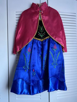 Princess Anna Halloween Costume for Sale in Hialeah, FL