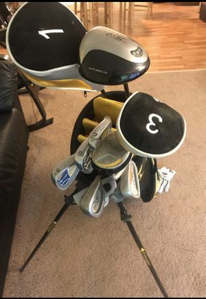 Cougar XC-3 set with Taylormade R510 Driver for Sale in St. Louis Park, MN