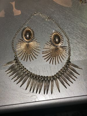 Necklace and Earrings for Sale in Manassas, VA