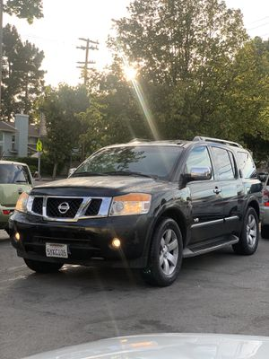 2008 Nissan Armada Le for Sale in San Leandro, CA