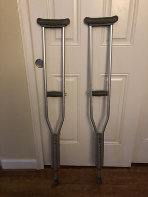 Set of crutches for Sale in Lake Mary, FL
